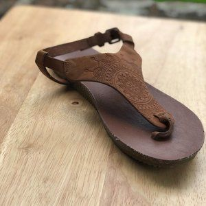 MIA Sylvia boho sandals sz. 6.5